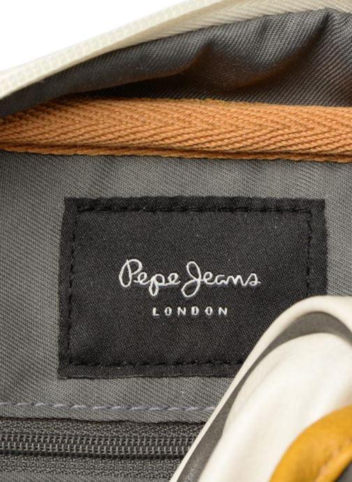 Borse uomo Pepe jeans OLTRA GAME BAG Grigio immagine posteriore