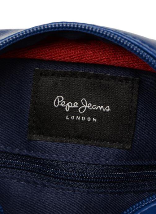 Borse uomo Pepe jeans OLTRA GAME BAG Azzurro immagine posteriore
