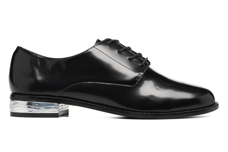 Chaussures à lacets Mellow Yellow Abelord Noir vue derrière