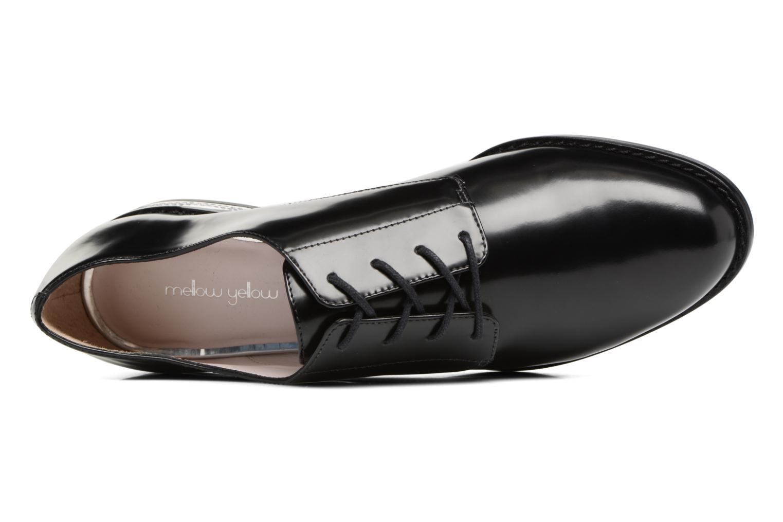 Chaussures à lacets Mellow Yellow Abelord Noir vue gauche