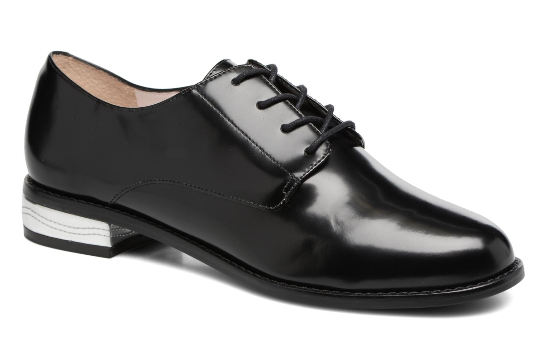 Chaussures à lacets Mellow Yellow Abelord Noir vue détail/paire