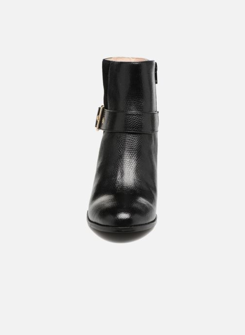 Ankelstøvler Mellow Yellow Alda Sort se skoene på