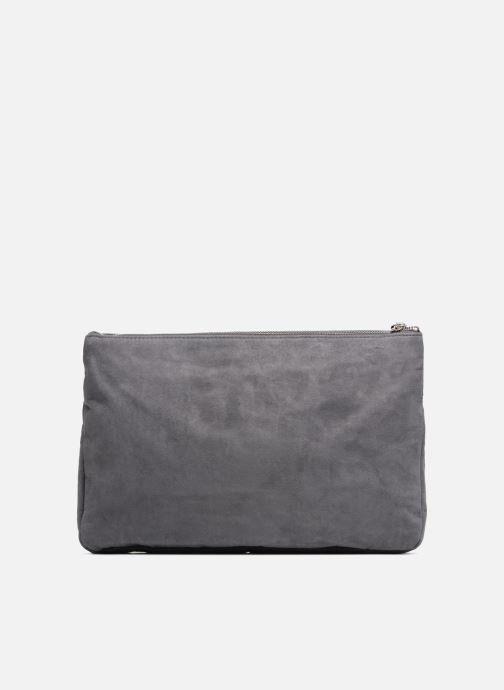 Portemonnaies & Clutches Mellow Yellow Amourette grau ansicht von vorne