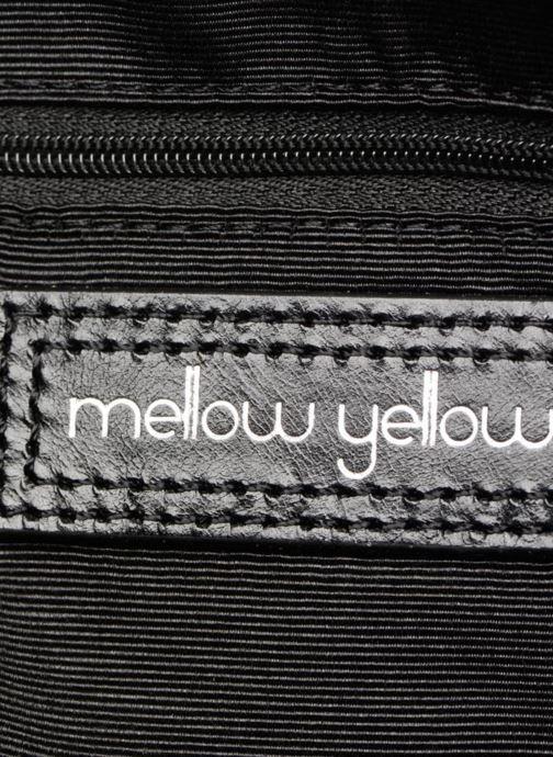 Marroquinería pequeña Mellow Yellow Amourette Gris vista lateral izquierda