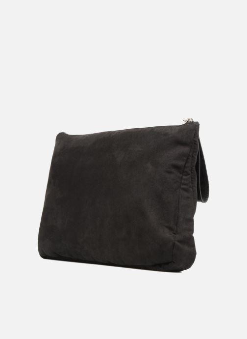 Portemonnaies & Clutches Mellow Yellow Amourette schwarz ansicht von rechts