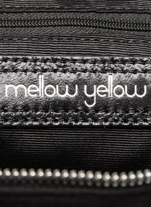 Wallets & cases Mellow Yellow Amourette Black back view