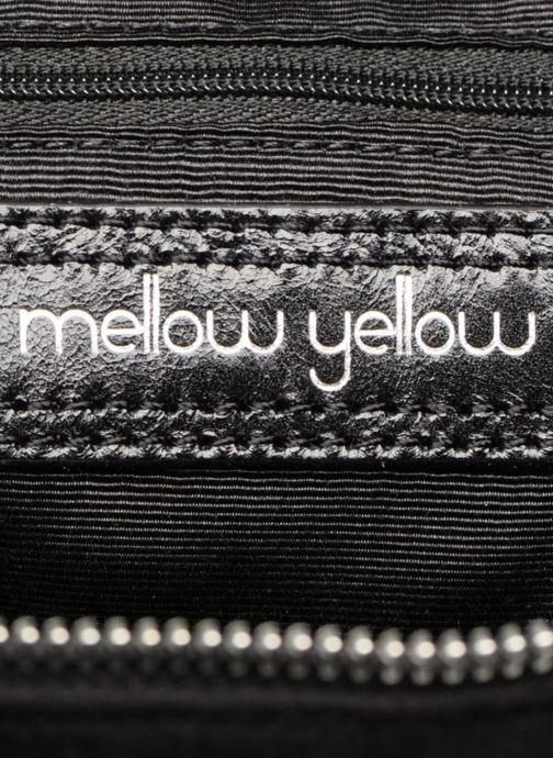 Marroquinería pequeña Mellow Yellow Amourette Negro vistra trasera
