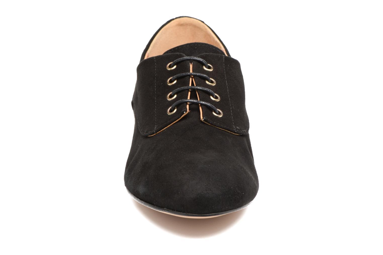 Chaussures à lacets Mellow Yellow Annette Noir vue portées chaussures