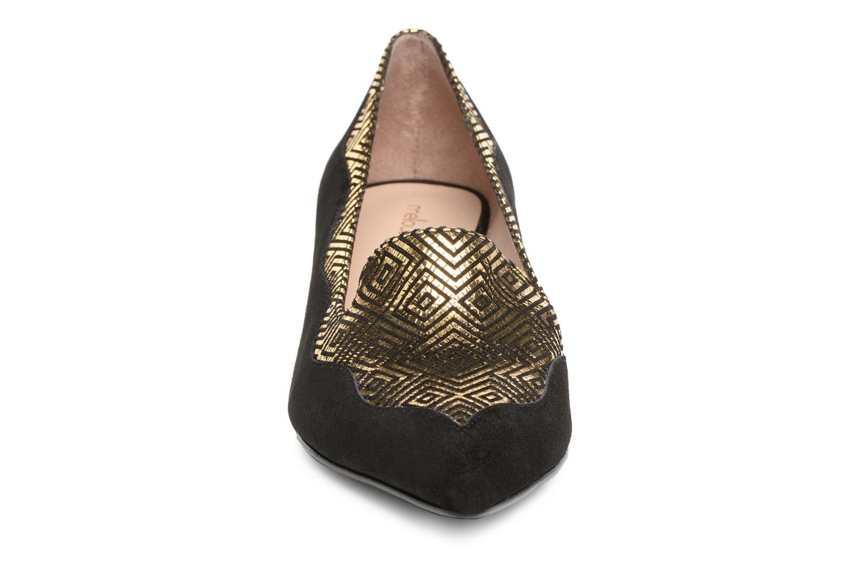 Mocassins Mellow Yellow Ateo Noir vue portées chaussures