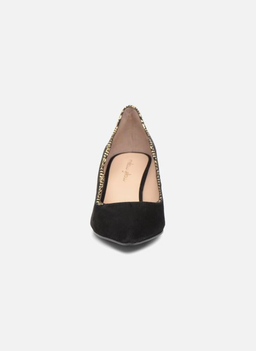 Escarpins Mellow Yellow Atinema Noir vue portées chaussures