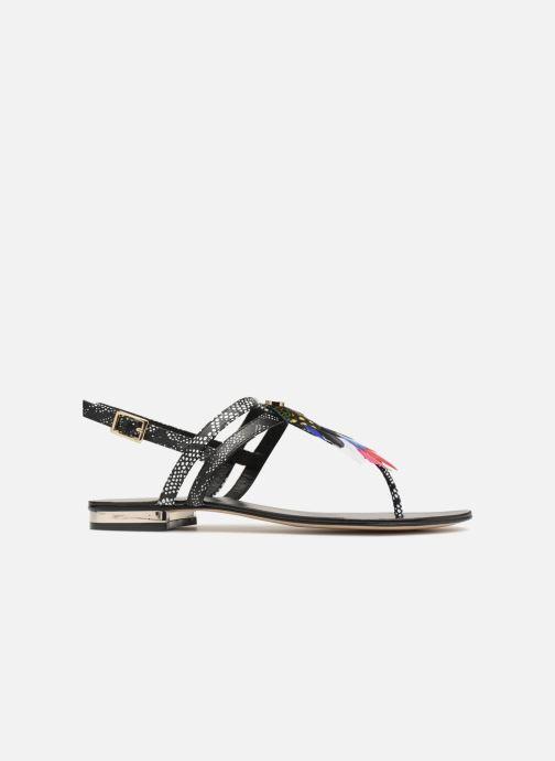 Sandales et nu-pieds COSMOPARIS HIPLUME Noir vue derrière