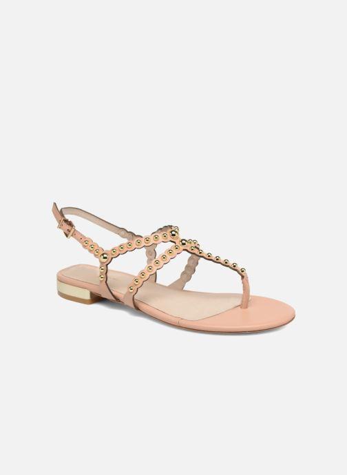 COSMOPARIS FOLI (Beige) Sandales et nu pieds chez Sarenza