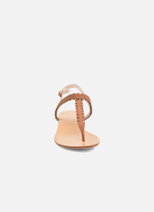 COSMOPARIS HIZI (braun) - Sandalen bei bei Sandalen Más cómodo f3023a