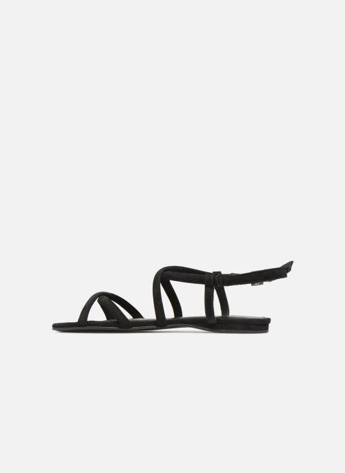 COSMOPARIS ALEXIA NUB (Nero) - Sandali e e e scarpe aperte 870b82