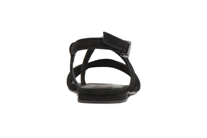 cosmoparis alexia / nœud (318249) (noir) - sandales chez (318249) nœud 169ca3