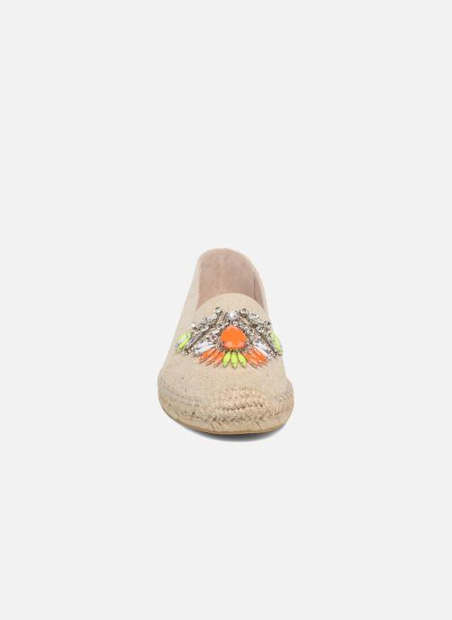 Espadriller COSMOPARIS HIPA/LIN Beige bild av skorna på