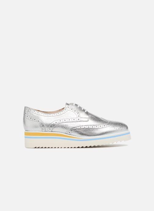 Zapatos con cordones COSMOPARIS VAJIA/MET Plateado vistra trasera