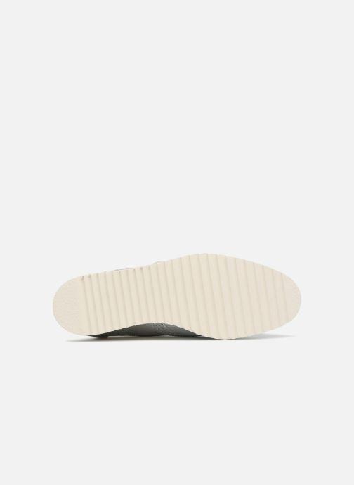 Chaussures à lacets COSMOPARIS VAJIA/MET Argent vue haut