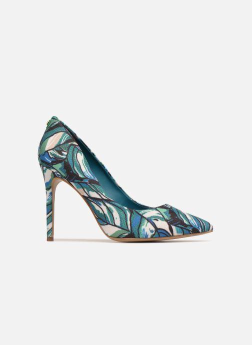 High heels COSMOPARIS JISSIA/TROPIC Green back view