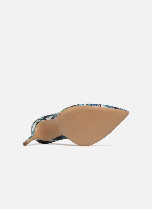 High heels COSMOPARIS JISSIA/TROPIC Green view from above