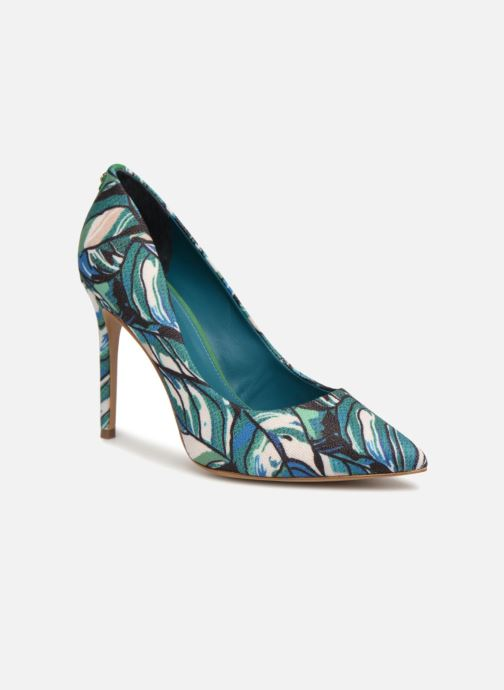 High heels COSMOPARIS JISSIA/TROPIC Green detailed view/ Pair view