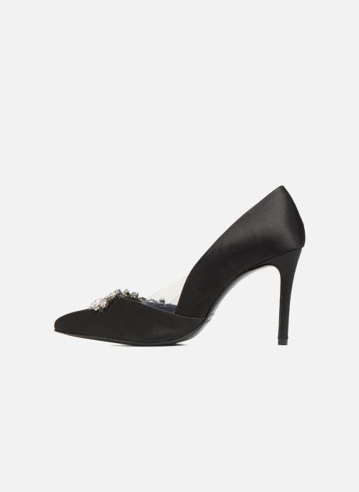 High heels COSMOPARIS ADIA/SAT Black front view