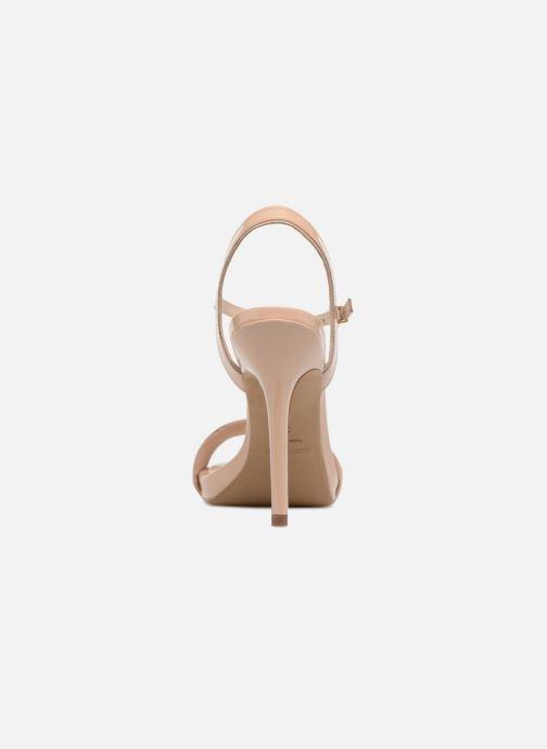 Sandales et nu-pieds COSMOPARIS JADIA/VER Beige vue droite
