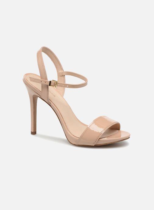 Sandales et nu-pieds COSMOPARIS JADIA/VER Beige vue détail/paire