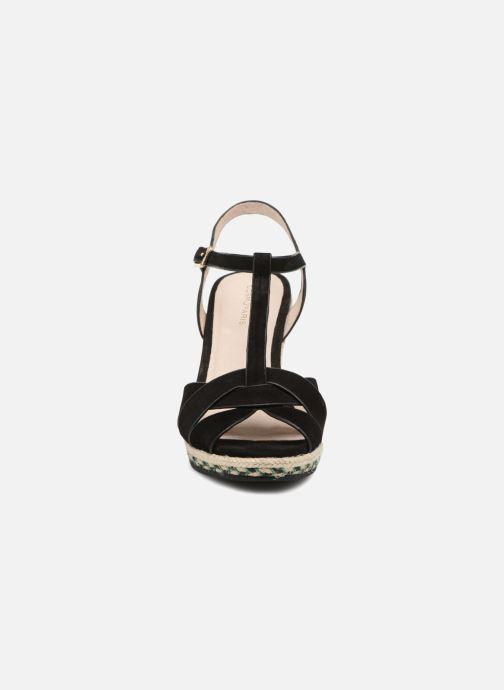 Espadriller COSMOPARIS HIMAYA Svart bild av skorna på