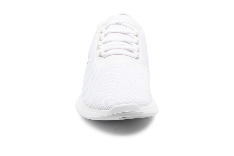 Baskets Lacoste LT FIT 118 4 Blanc vue portées chaussures