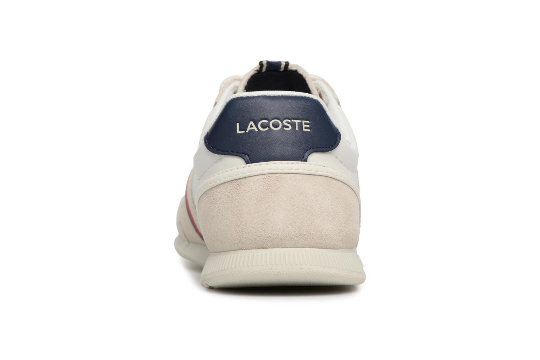 Sneakers Lacoste MENERVA 118 1 Bianco immagine destra