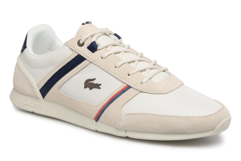 Lacoste MENERVA 118 1 (Blanc) - Baskets en Más cómodo Remise de marque
