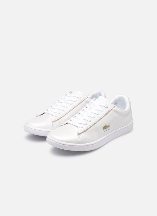 Sneakers Lacoste CARNABY EVO 118 6 Hvid se forneden