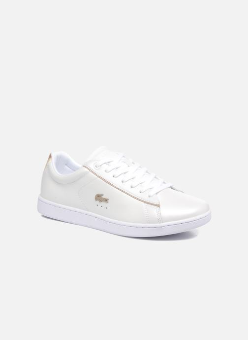 831365e7f7b78a Lacoste CARNABY EVO 118 6 (Wit) - Sneakers chez Sarenza (318289)
