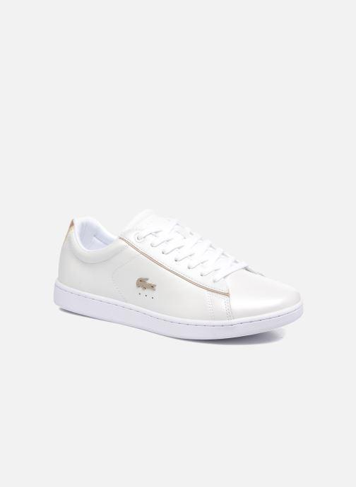 Sneakers Lacoste CARNABY EVO 118 6 Hvid detaljeret billede af skoene