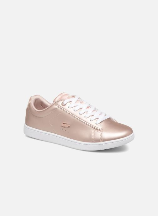 486a157ab7 Lacoste CARNABY EVO 118 7 (Argent) - Baskets chez Sarenza (335875)