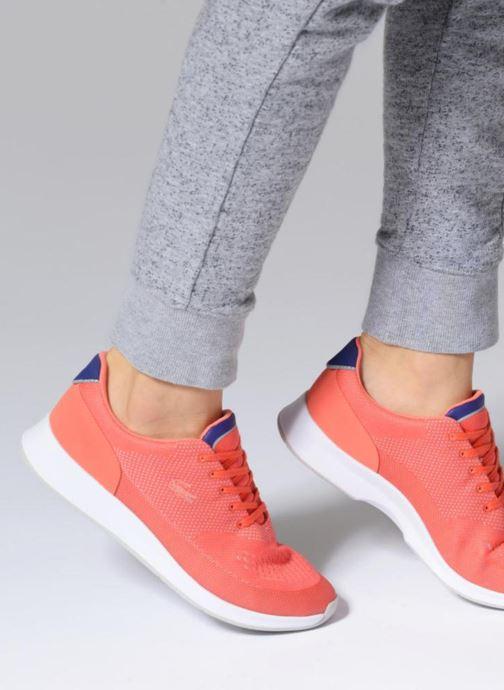 Sneaker Lacoste CHAUMONT 118 3 blau ansicht von unten / tasche getragen