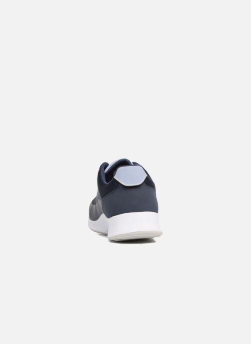 Sneaker Lacoste CHAUMONT 118 3 blau ansicht von rechts