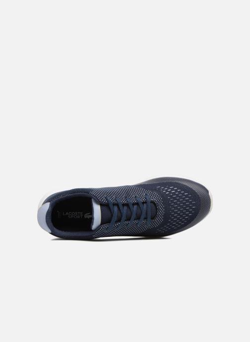 Sneaker Lacoste CHAUMONT 118 3 blau ansicht von links