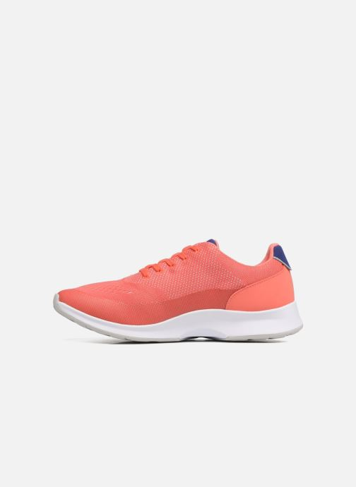 Sneakers Lacoste CHAUMONT 118 3 Arancione immagine frontale