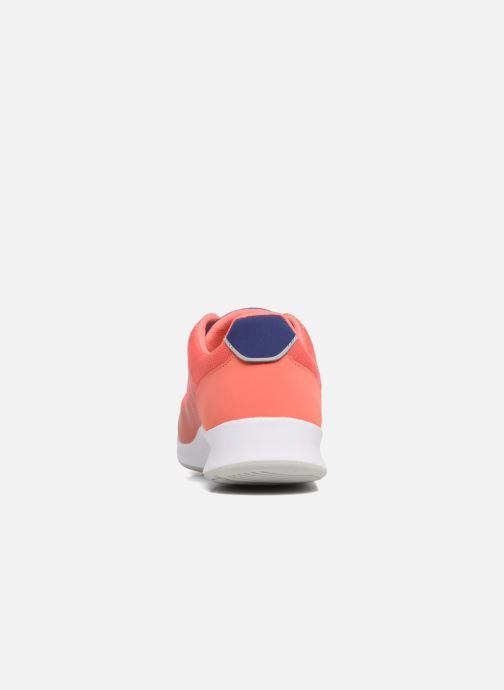 Sneakers Lacoste CHAUMONT 118 3 Arancione immagine destra