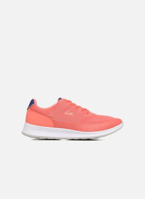 Sneaker Lacoste CHAUMONT 118 3 orange ansicht von hinten