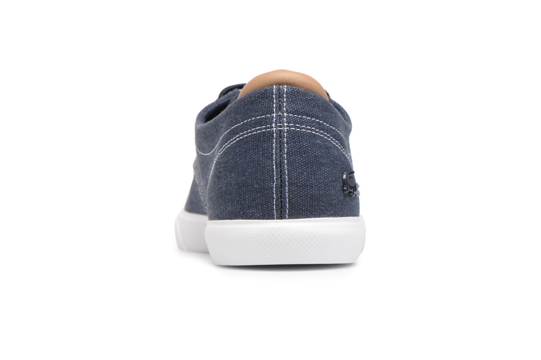 Sneakers Lacoste ESPARRE 118 2 Blauw rechts