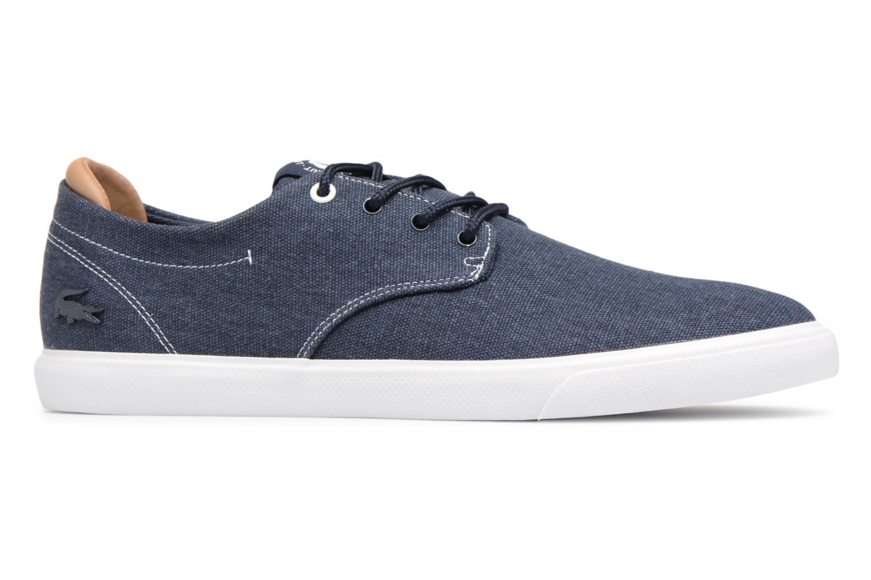 Sneakers Lacoste ESPARRE 118 2 Blauw achterkant