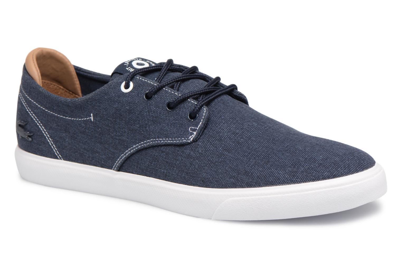 Sneakers Lacoste ESPARRE 118 2 Blauw detail