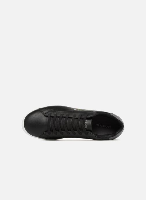 Sneaker Lacoste GRADUATE LCR3 118 1 schwarz ansicht von links