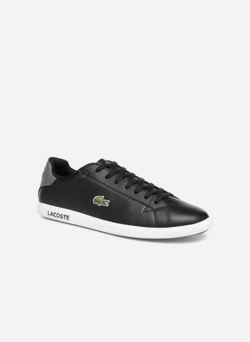 Sneakers Lacoste GRADUATE LCR3 118 1 Svart detaljerad bild på paret
