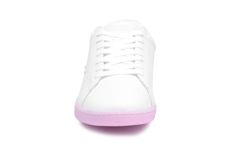 Sneakers Lacoste CARNABY EVO 118 3 Wit model