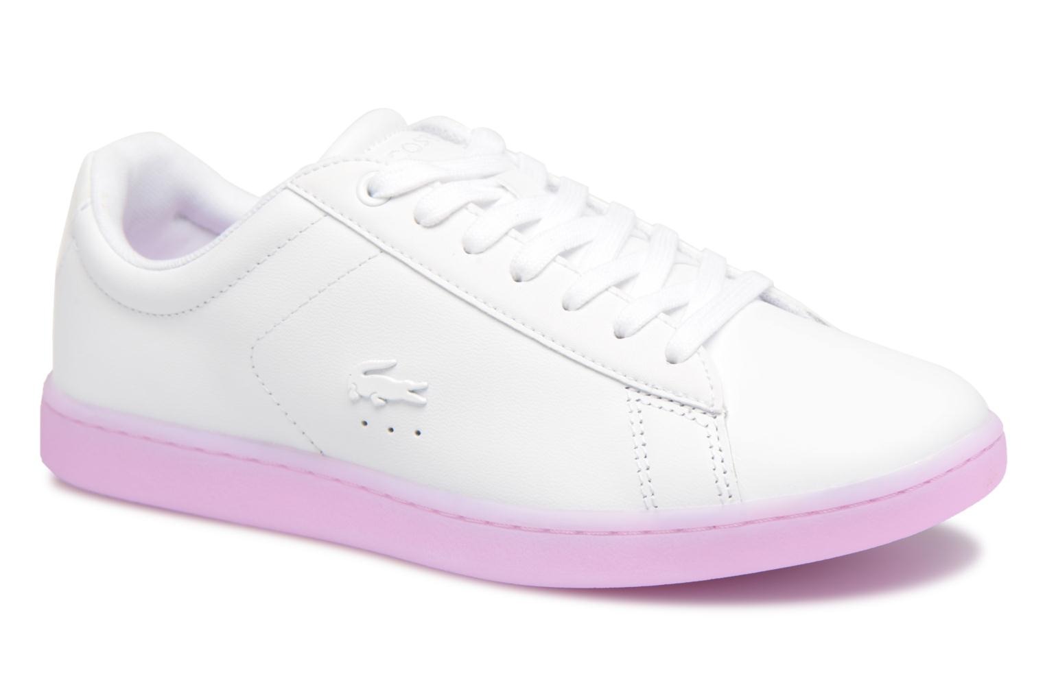Sneakers Lacoste CARNABY EVO 118 3 Wit detail