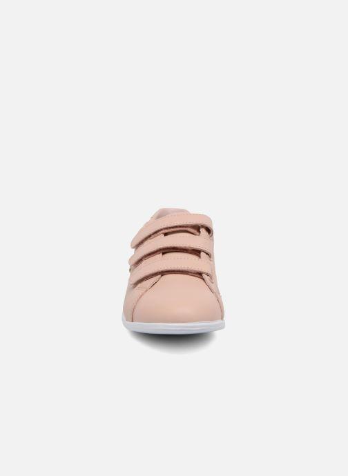 Sneaker Lacoste REY STRAP 118 1 rosa schuhe getragen